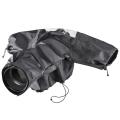 Kipon Regenschutzhülle TELE f SLR Kameras schwarz Nr. 20154