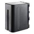 NP-F960 Li-Ion Akku für Sony, 6600mAh Nr. 18680