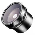 0.25x 58mm Fish-Eye Conversion Lens + Macro No. 18246