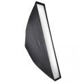 walimex pro easy Schirm-Softbox 30x140cm Nr. 17149