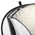 walimex pro 5in1 Faltreflektor Set wavy, 91x122cm Nr. 17683