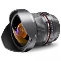 walimex pro 8/3,5 Fish-Eye II CSC Canon M black Nr. 20130