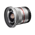 walimex pro 12/2.0 CSC Canon M silber Nr. 20191