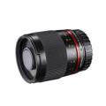 walimex pro 300/6,3 DSLR Spiegel Nikon F schwarz Nr. 20178