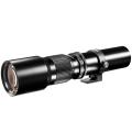 walimex 500/8,0 DSLR Olympus OM schwarz Nr. 12729