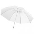 walimex pro Translucent Umbrella white, 150cm No. 17680