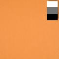 walimex Stoffhintergrund 2,85x6m, orange Nr. 19503