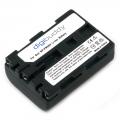 NP-FM55H/NP-QM51 Li-Ion Akku für Sony, 1700mAh Nr. 18494