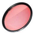 mantona Filter Rot für GoPro 58mm Nr. 20566