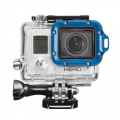 mantona Linsenring blau für GoPro Hero 3 Nr. 20551