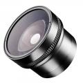 walimex 0,25x52mm Fish-Eye Vorsatzobjektiv + Makro Nr. 18245