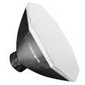 walimex pro Softbox für Daylight 1260, Ø 80cm Nr. 15338
