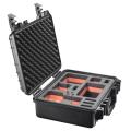 mantona Outdoor Schutz-Koffer M + Einlage f. GoPro Nr. 21000