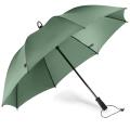Swing handsfree Regenschirm oliv Nr. 17828