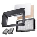 walimex pro Foto/Video LED Square 312 B No. 21160