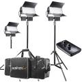 walimex pro Sirius 160 B-LED Basic 2 Nr. 21043-3