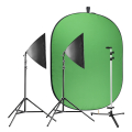 walimex pro Video Greenscreen Set Einsteiger Nr. 21430
