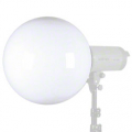 walimex Spherical Diffuser w. Univ. Adapter System No. 15275