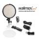 Walimex pro LED Niova 800 Plus Round Bi Color Nr. 22053