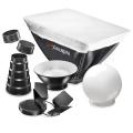 walimex Flash Mounts, 7 pcs. f. Nikon SB600/ SB800   No. 15908