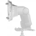 Zusatzadapter für Blitzvorsätze u.a. Nikon SB900 Nr. 16372