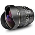 walimex pro 8/3,5 Fish-Eye für Canon EF-S Nr. 16254